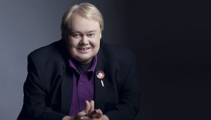 ODEUM COMEDY PRESENTS: LOUIE ANDERSON