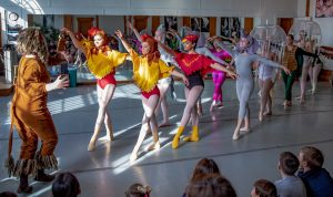 IMC's Junior Company presents Carnival of the Animals