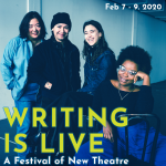 Writing is Live 2020
