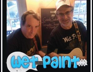 Wet Paint RI in the Pub