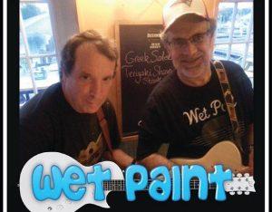 Wet Paint RI in the Pub