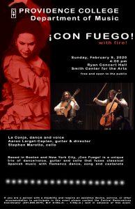 ¡Con Fuego! Classical Spanish Music & Flamenc...