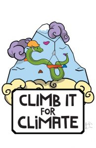 Climb it for Climate