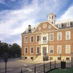 Explore the Newport Colony House