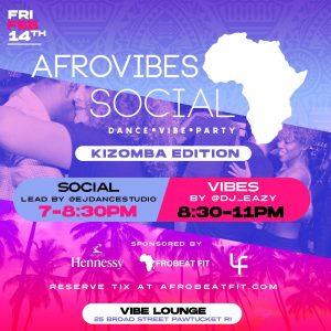 Afrovibes Social: Kizomba Edition