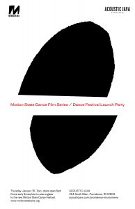 Motion State Dance Film Series & Festival Launch Party