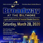 Broadway at the Biltmore - a Providence Singers event