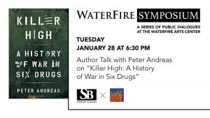 WaterFire Symposium: Author Talk w/ Peter Andreas