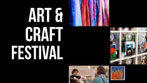 WaterFire Spring Art & Craft Festival