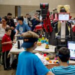 Rhode Island Robot Block Party