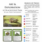 March of Frogs