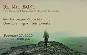 On the Edge - A Juried Photography Exhibition - Opening Reception