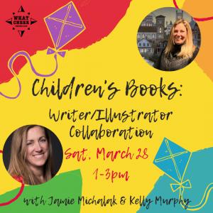 Children's Books: Writer/Illustrator Collaboration