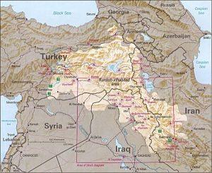 Talk on Turkey, Syria, and the Kurds