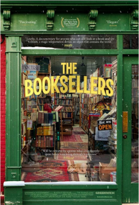 newportFILM screening of The Booksellers