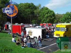 Assembly of Food Trucks