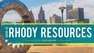 Providence Monthly: COVID-19 Rhody Resources