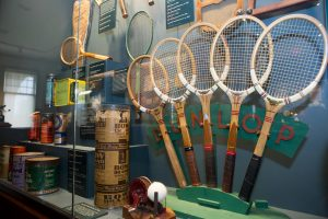 International Tennis Hall Of Fame Virtual Events