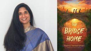 A Conversation with Padma Venkatraman