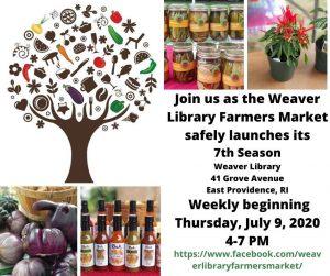 Weaver Library Farmers Market