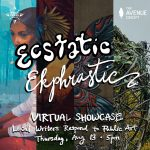 Ecstatic Ekphrastic Virtual Showcase