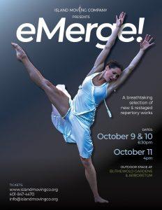 Island Moving Company presents eMERGE!