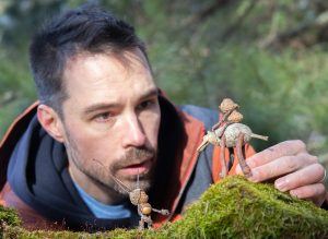 An Artist Talk with Photographer and Toy Designer David M Bird