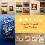 September/October Exhibitions Artists' Talk