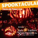 Spooktacular at Roger Williams Park Zoo