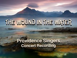 Providence Singers Host a Watch Party