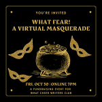 What Fear! A Virtual Masquerade