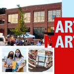 Art Mart Pop-Up Markets at the WaterFire Arts Center