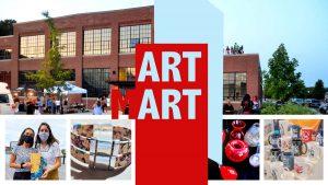 Art Mart Pop-Up Markets at the WaterFire Arts Center
