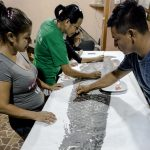 Project Selva: Gyotaku Printing and Conservation in the Amazon