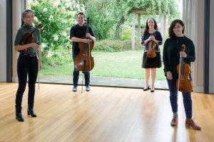 """Newport String Project: """"Call & Response"""" Concert Series"""