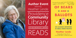 Author Talk with Heather Lende