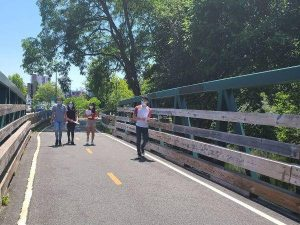 MAP's Olneyville Walking Tour - an audio performance