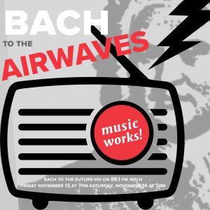 Bach To The Future 8: CMW's All-Night Bach Marathon