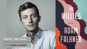 Poetry & Conversation with Dr. Adam Falkner