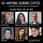 Writing During COVID
