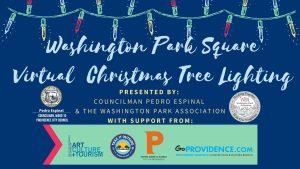 Washington Park Square Virtual Christmas Tree Lighting
