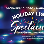 Holiday Lights Spectacular at Roger Williams Park Zoo