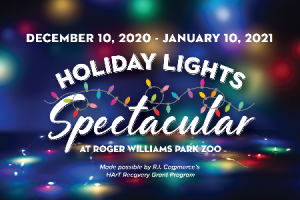 Holiday Lights Spectacular at Roger Williams Park ...