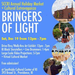 The SCCRI Holiday Market + Cultural Extravaganza