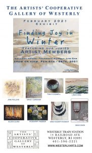 Artists' Cooperative Gallery of Westerly presents February Show: Finding Joy in Winter