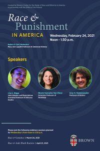 Race & Punishment in America