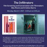 The Infiltrators: A Conversation with Filmmakers Alex Rivera and Cristina Ibarra