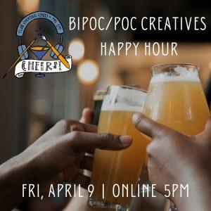 B/I/POC Creatives Happy Hour