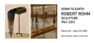 Down to Earth: Robert Rohm Sculpture, 1963-2013