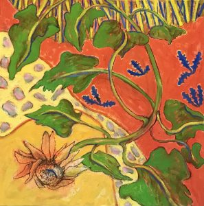 URI Providence Campus presents Visions of Flora by Madolin Maxey for Women's History Month